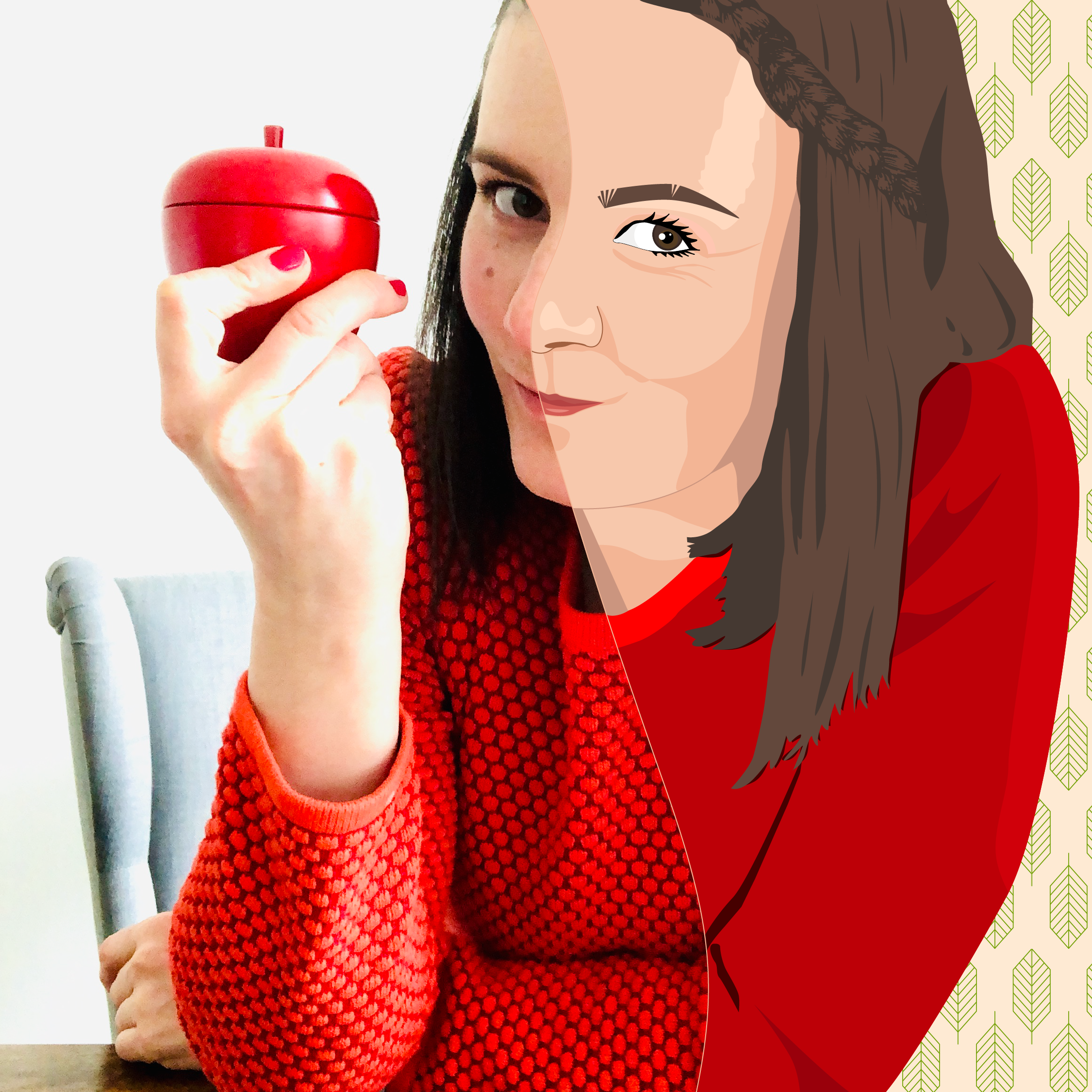 Illustration Sabrina Blumenthal Toon me Challenge